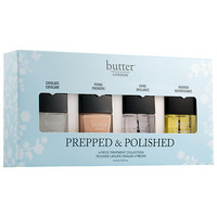 Prepped & Polished Treatment Set - butter LONDON | Sephora