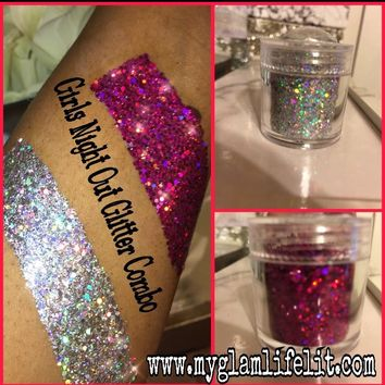 Girls Night Out Glitter Combo