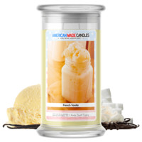 French Vanilla | American Made Candle®