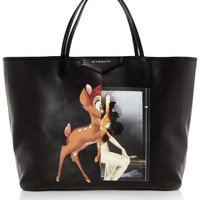 Givenchy | Large Antigona shopping bag in coated canvas | NET-A-PORTER.COM