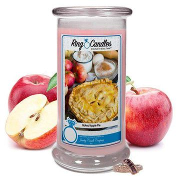 Baked Apple Pie | Ring Candle®