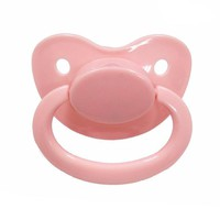 Baby Pink Adult Pacifier