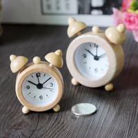 Gifts Decoration Wooden Clock [6282787782]