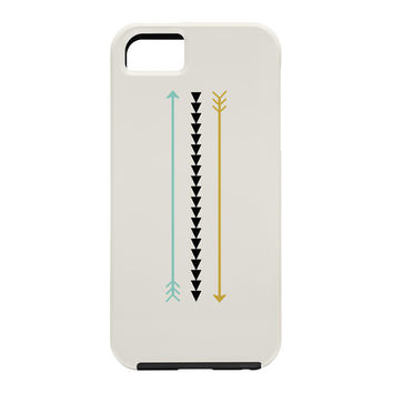 Allyson Johnson Minimal Arrows Cell Phone Case