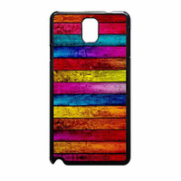 Wood Stripes Samsung Galaxy Note 3 Case