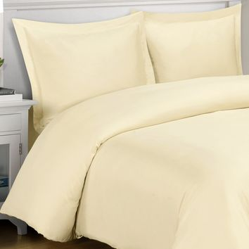 3PC 100% Viscose from Bamboo Duvet Covers Sets
