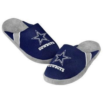 DCCKWV6 DALLAS COWBOYS OFFICIAL NFL JERSEY SLIPPERS
