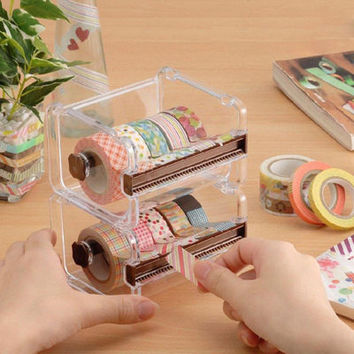 Tape Dispenser, Washi Tape Dispenser