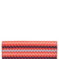 Loeffler Randall Everything Embellished Leather Wallet | Nordstrom