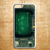 Pipboy 3000 Fallout for iphone 4/4s/5/5s/5c/6/6+, Samsung S3/S4/S5/S6, iPad 2/3/4/Air/Mini, iPod 4/5, Samsung Note 3/4, HTC One, Nexus Case*PS*