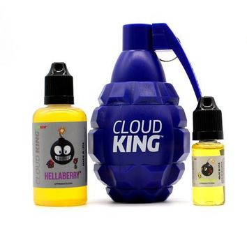 Hellaberry - Cloud King E Juice