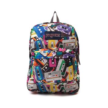 JanSport Superbreak Mixtapes Backpack