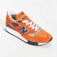 New Balance Made In USA 998 Montauk Collection Running Sneaker-