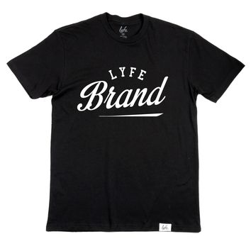 LYFE Brand Underline - Black