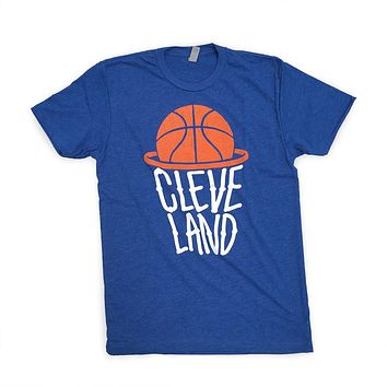 Cleveland Nothing But Net - Tshirt