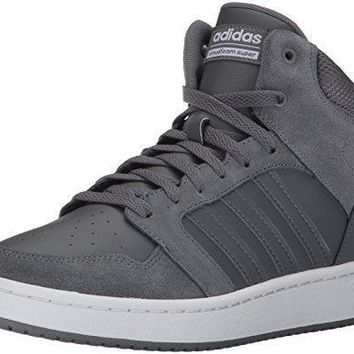 adidas NEO Men's CF Super Hoops Mid Basketball-Shoes