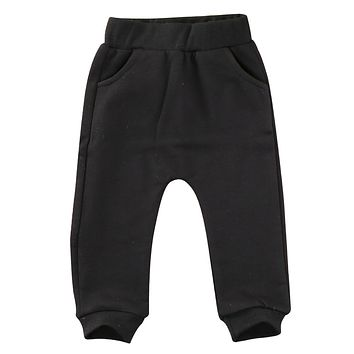 Toddler Infant Baby Boy Girl Harem Long Cat Pants Kid Trousers Leggings Bottom Pants Kids Boys Girls Clothes 0-2Y