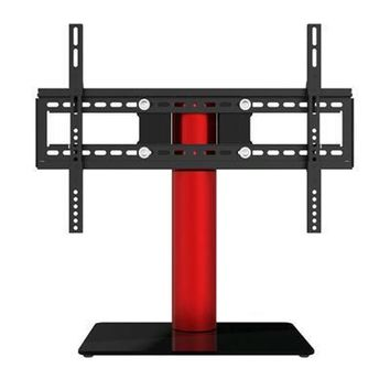 Table Top Tv Stand Red