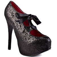 Viva Bordello - Sin City - Black Glitter