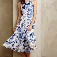 Afternoon Tea Silk Dress