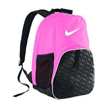 Nike Brasilia 6 XL Backpack Pink-Sale-modells - Categories- Modells.com