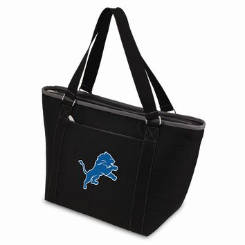 Detroit Lions Insulated Black Cooler Tote
