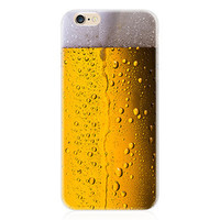 Beer Ultra Real Phone Case For iPhone 7 7Plus 6 6s Plus 5 5s SE