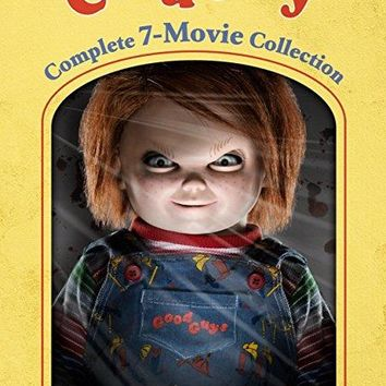 Catherine Hicks & Alex Vincent & Tom Holland & Don Mancini-Chucky: Complete 7-Movie Collection