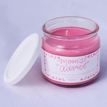 Mom Advice Soy Candle