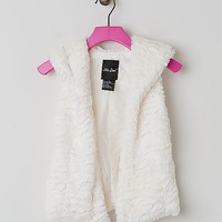 Girls - Me Jane Faux Fur Vest