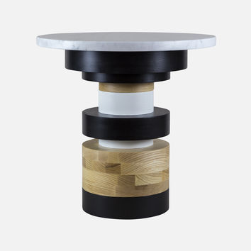Sass Side Table - Low