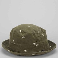 OBEY Dynasty Bucket Hat- Olive One