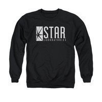 S.T.A.R. Labs The Flash TV Show Mens Crewneck Sweatshirt