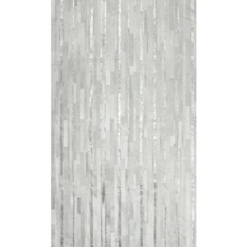 Yerra Stripes Cowhide Rug