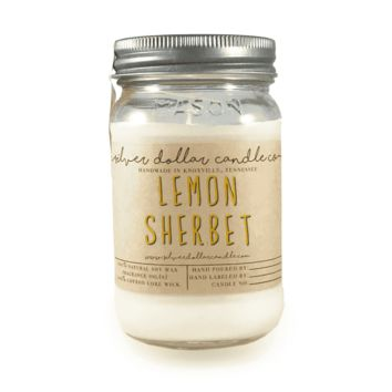Lemon Sherbet - 16oz Soy Candle