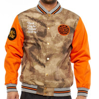 Brawler's - Men's Knit Stadium Jacket | Crooks n Castles