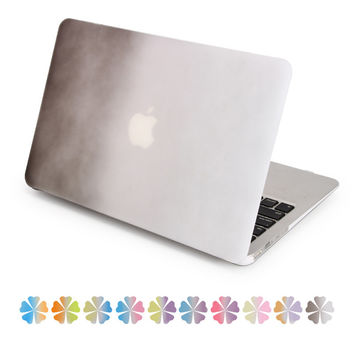 For Macbook Air 13 Case  Rainbow gradient for apple Mac book laptop hard cover air pro retina 11 12 13 15