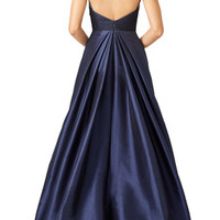 ML Monique Lhuillier Francesca Gown