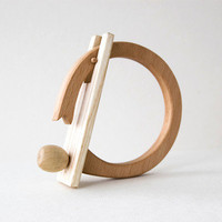 Craftori  » Bangles Wooden Natural Design
