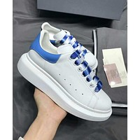 ALEXANDER MCQUEEN Fashion Woman Men Casual Sport Shoes Sneakers