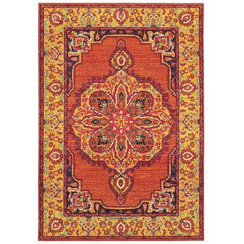 Area Rug by Oriental Weavers Bohemian Collection 3339Y