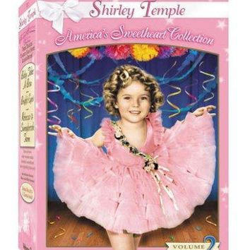 Shirley Temple & James Dunn & Allan Dwan & David Butler -Shirley Temple: America's Sweetheart Collection, Vol. 2,  Baby Take a Bow / Rebecca of Sunnybrook Farm / Bright Eyes