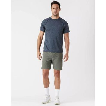 Olivers - All Over Olive Shorts