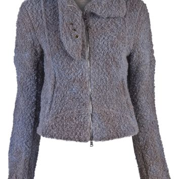 The People Of The Labyrinths Boiled Wool Jacket