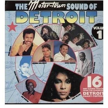 Various Artists - Motown Artists-80'S Recordings -  (Vinyl)