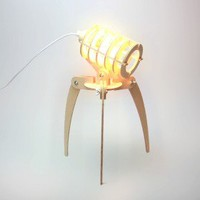 INFMETRY:: Invader Table Lamp - Lighting - Home&Decor