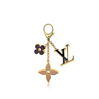 Products by Louis Vuitton: Fleur de Monogram Bag Charm