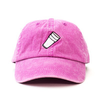 Double Cup Outdoors Cap (Light Purple)