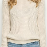 GEORGIA TURTLENECK SWEATER