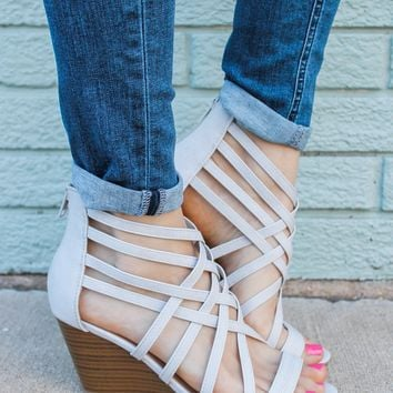 Walk Me Home Wedges